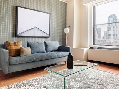 Photo for Sonder | Theater District | Airy Studio + Laundry