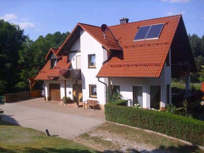 Photo for 1BR Apartment Vacation Rental in Obertrubach