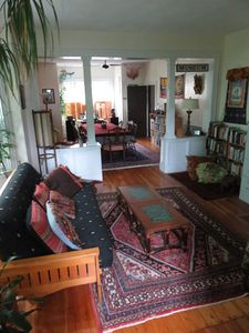 Photo for COZY HOME WITH GREAT CHARACTER, STEPS FROM HARVARD, CLOSE TO MIT, LESLEY, TUFTS