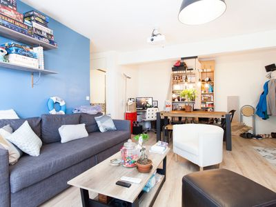 Photo for Superb bright apt with patio