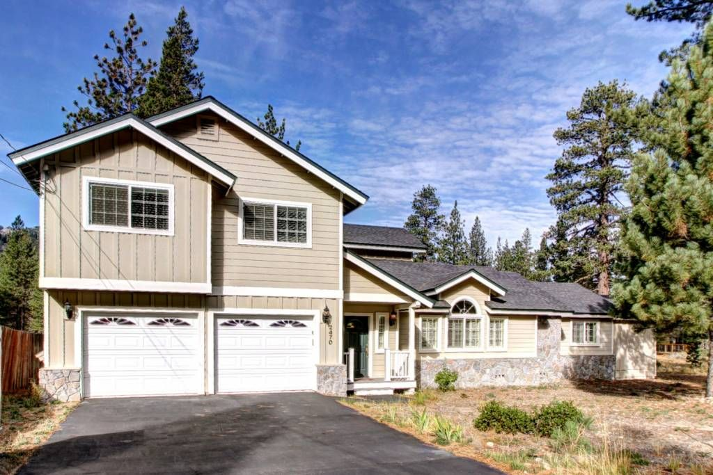 Echo view retreat 4 bedroom christmas val homeaway for Echo lake cabin rentals