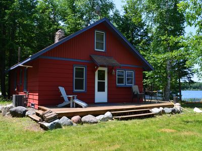 Photo for Winterberry Cottage on Whitefish Lake, Three Lakes WI Available May 25, 2019
