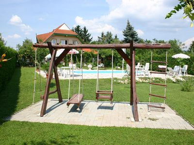 Photo for Room / FerienZimmer mit Pool und Kinderspielplatz