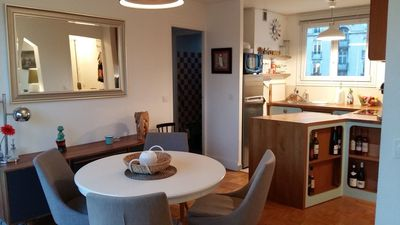 Photo for 2BR Apartment Vacation Rental in Les Lilas, Île-de-France