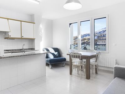 Photo for Pas de la Casa 44 apartment in Encamp with WiFi & lift.
