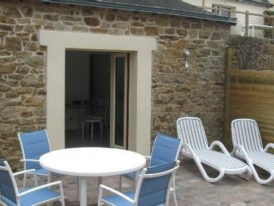 Photo for 1BR Apartment Vacation Rental in Arradon, Bretagne