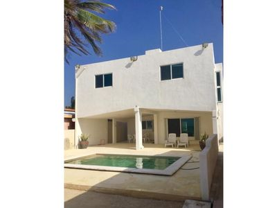 Photo for 3BR House Vacation Rental in Chelem Puerto, YUC