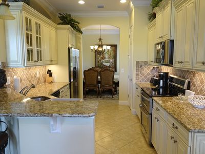 Photo for A touch of Paradise in a Gated resort community