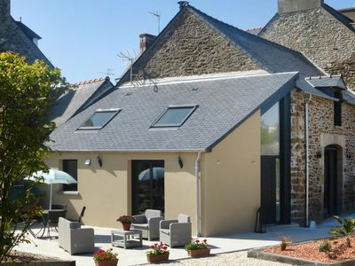 Photo for Semi-detached house, Ploubalay  in Côtes d'Armor - 5 persons, 3 bedrooms