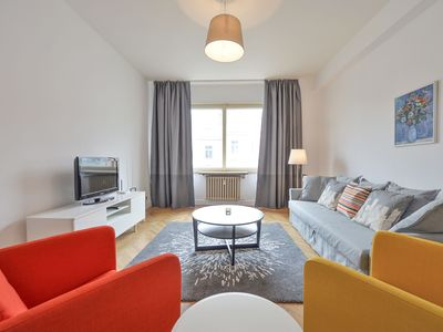 Photo for Amazing 5Room Family Apt 500m from Old Town Square in Center of Prague