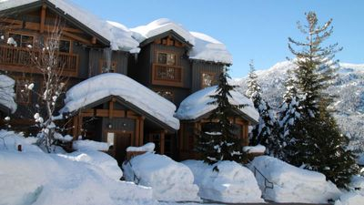 Photo for Perched On The Snowy Mountain Side Of Whistler