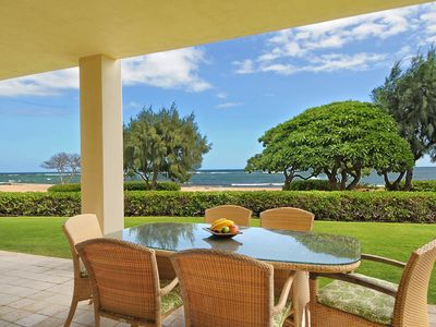 Photo for Gorgeous Oceanfront H101 Condo-Best Location at Resort!