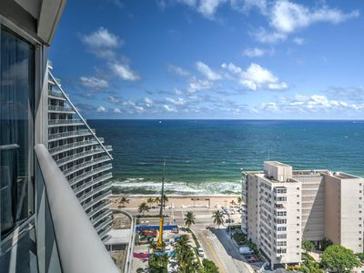 Photo for Modern Luxury Beach Hotel Large 2 Bedroom with Views + 4 Private Balconies
