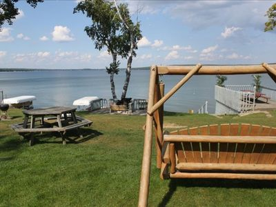 Photo for Hubbard Lake Air Condition Mobile Home Stay