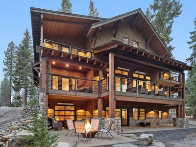 Photo for *Brand New* 5 Suite Premiere Suncadia Golf Home w/ Hot Tub, Sauna and Game Level