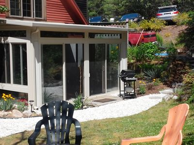 Photo for Delightful Post & Beam House Convenient to Beaches, Wellfleet & Provincetown