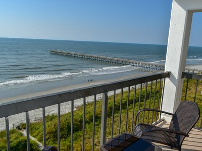 Photo for SHORT STAY AVAILABLE. (3 NIGHT) Oceanfront Beautiful 3 bedroom 3 bath condo with Indoor Pool