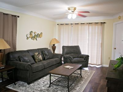 Photo for Two Bedroom Condo in Downtown Gatlinburg (OGP 212)