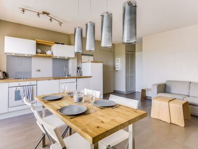 Photo for 1BR Apartment Vacation Rental in Cabourg, Calvados
