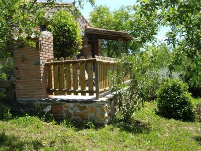 Photo for Holiday house Valencia de Alcantara for 2 persons with 1 bedroom - Holiday house