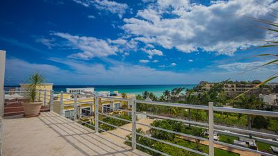 Photo for Magia Playa by BRIC Vacations - 3 bedroom, Ocean view penthouse!
