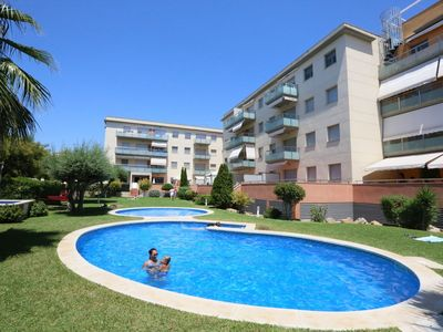 Photo for Apartamento  para 6 personas en Cambrils(65620)