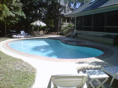 Photo for Palmetto Dunes 5 Bedroom Home Near Ocean with Oversize  Pool