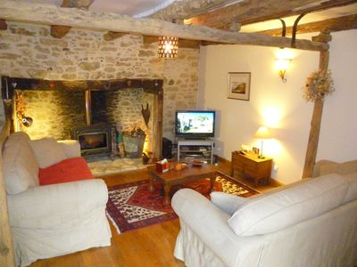 Photo for 3BR House Vacation Rental in Sarlat-la-Caneda