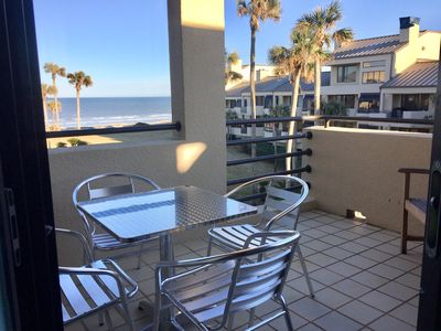 Photo for Sawgrass OceanFront Spinnakers Reach condo w/pool 1 bedroom 2 baths beachfront