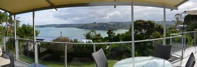 Photo for Renovated Orginal 50's Bach with stunning views and outdoor living