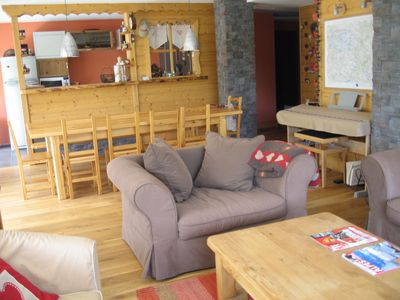 Photo for CHARMING APARTMENT Serre Chevalier