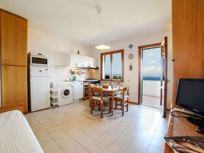 Photo for Apartment Salita Bellavista in Elba Rio Marina - 4 persons, 1 bedrooms