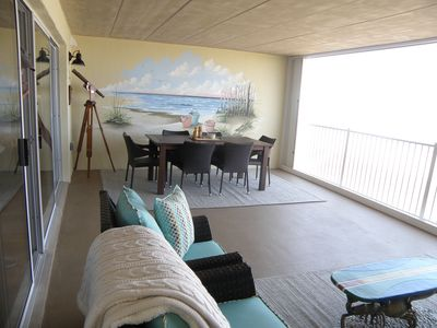 Photo for Calypso Condo unit 304 62nd street and direct ocean front