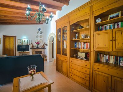 Photo for Vacation home Ca Na Guerrera in Alcúdia - 7 persons, 4 bedrooms