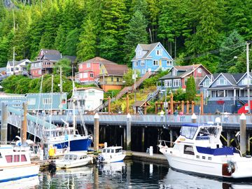 Dolly's House Museum, Ketchikan, AK, USA