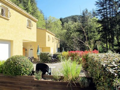 Photo for One bedroom Apartment, sleeps 6 in Vals-les-Bains with Air Con and WiFi