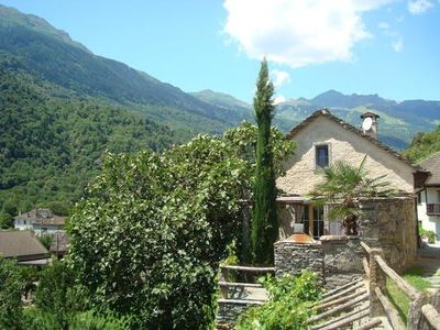 Photo for Cottage Dongio for 2 - 3 persons with 2 bedrooms - Holiday home