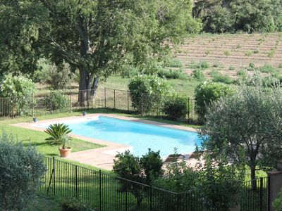 Photo for Mas de Villeclare, beautiful property with pool