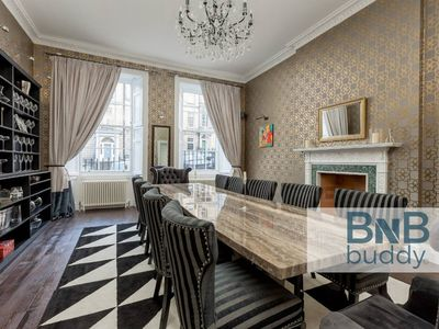 Photo for Dublin Street Ultra Luxe Townhouse:  Cinema Room & Private Garden