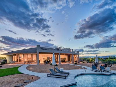 Photo for Luxury Home on 40acres w/Pool, Putting Green, Rooftop & Trails ❤ by AvantStay