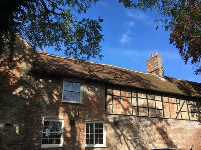 Photo for Spacious Grade 2 listed house in central Marlborough