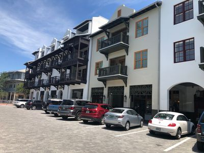 Photo for Location Location! Penthouse in the heart of Rosemary! Overlooks Town Square!