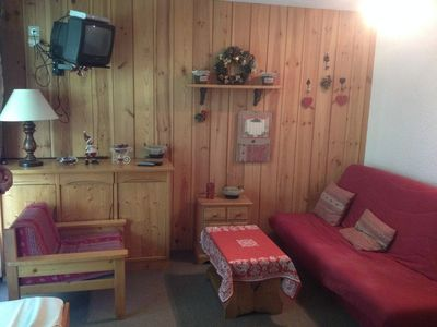 Photo for charming studio of 31 m² on the piste