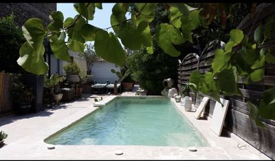 Photo for Heart stroke ! Pool / Spa Balneo Garden by the sea Comfort, charm and calm