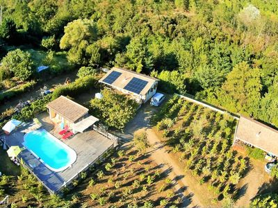 Photo for 2BR Cottage Vacation Rental in Le Martinet, Occitanie