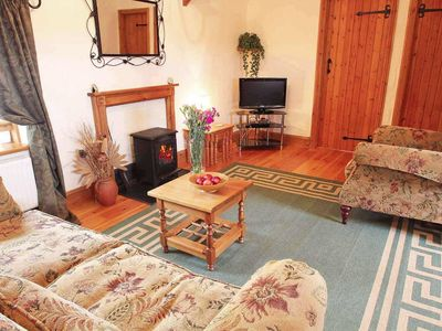 Photo for LOFT, pet friendly, with a garden in Redruth, Ref 959884