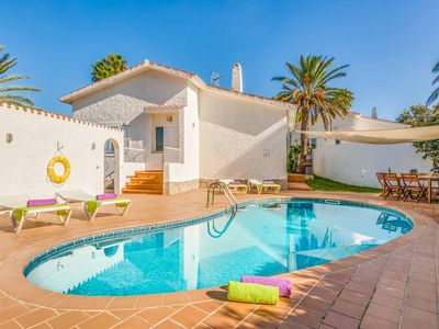 Photo for Villa Marismas Sol-perfect for small families! Private pool, Wi-Fi & AC,sleeps 4