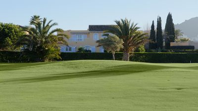 Photo for Detached 5 bedroom Villa on the 2nd Fairway of the South Course, La Manga Club