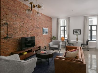 Photo for Smart 1BR in Old Montreal by Sonder