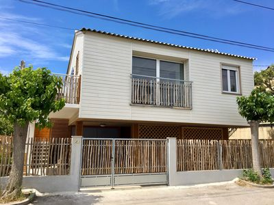 Photo for New, comfortable, air-conditioned chalet near the beach